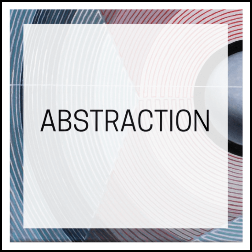 Abstract Art Curated Art Collection